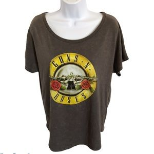 True Craft Guns N' Roses Tee Size M
